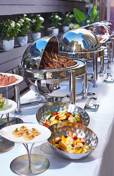 Chafing Dish & Buffet