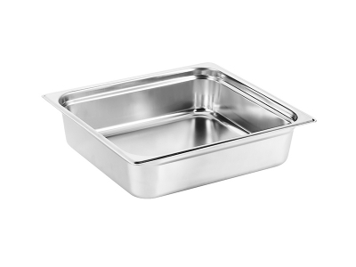 Stainless Steel GN2/3 Insert for Induction Chafer CD-623G-PM