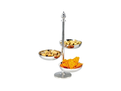 Nut Bowl with Stand