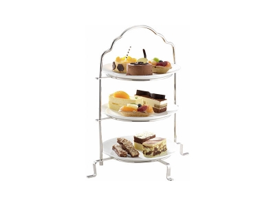 Built-up 3 Layers Cake Stand