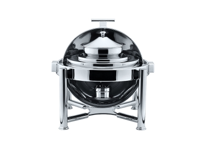 Stackable Round Roll Top Soup Station