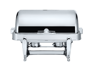 Oblong Roll Top Chafing Dish