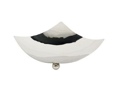 Square Curve Plate - small