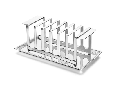 Toast Rack with Platter