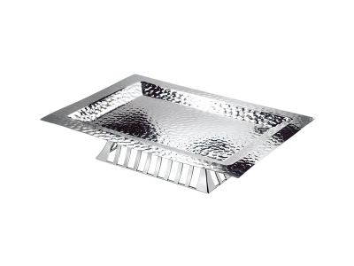 Rectangular Tray with Stand