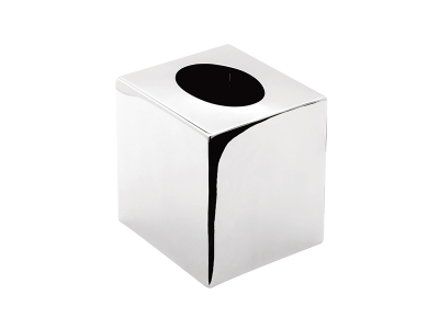 Tissue Box with Removable Base