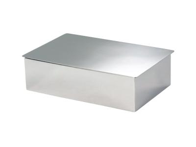 Vanity Amenity Box with Black Velvet