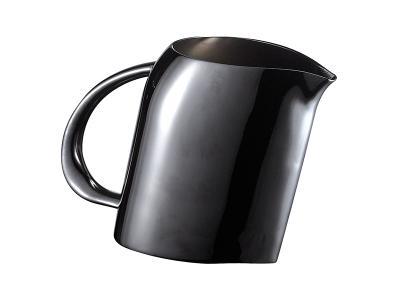 Milk Jug - 25cl - black titanium finish