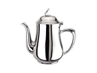 Oval Coffee Pot - 100cl
