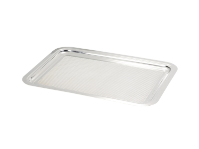 Rectangular Service Tray - 57cm - surface with pattern