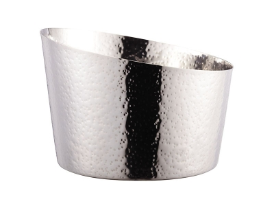 Curved Shaped Round Container